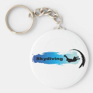 Einzigartiges Skydiving Schlüsselanhänger