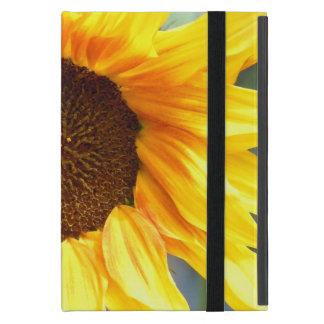 Einzige brennende Sonnenblume Etui Fürs iPad Mini