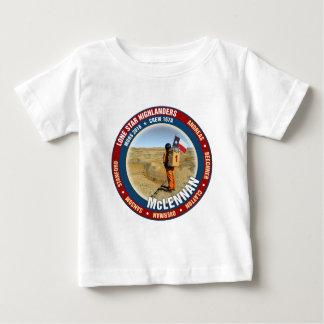Einzige Stern-Hochländer-Crew 167A Baby T-shirt