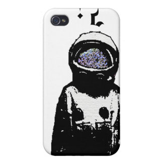 Einziger Astronaut Iphone 4/4s Fall iPhone 4/4S Cover
