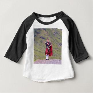 Einziger schottischer Dudelsackspieler, Baby T-shirt