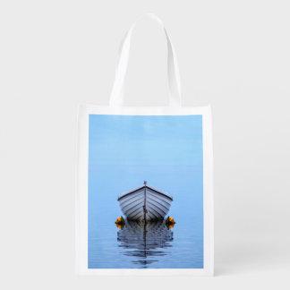Einziges Boot Wiederverwendbare Einkaufstasche