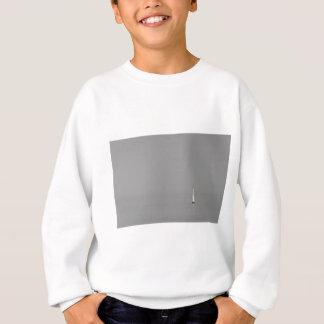 Einziges Segelboot Sweatshirt