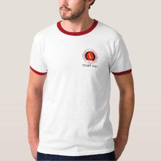 Einziges Stern-Öko-Häuschen-Personal-Shirt 2017 T-Shirt