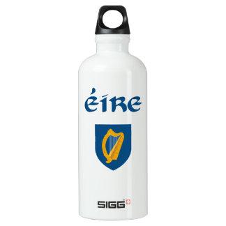 EIRE + Wappen Wasserflasche