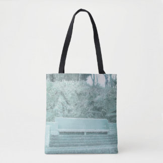 Eis-Bank Tasche