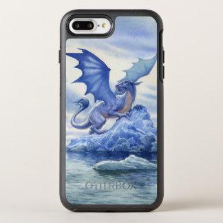Eis-Drache OtterBox Symmetry iPhone 8 Plus/7 Plus Hülle