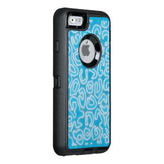 Eis-Gepard-Druck OtterBox iPhone 6/6s Hülle
