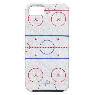 Eis-Hockey-Eisbahn Tough iPhone 5 Hülle