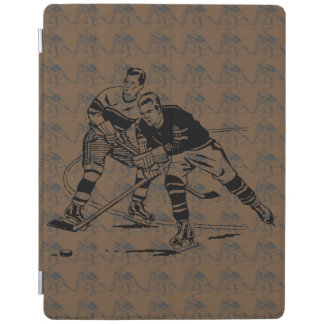 Eis-Hockey iPad Hülle