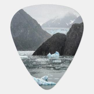 Eis im Tracy Arm-Fjord-Plektrum Plektrum