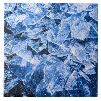 Eis Keramikfliese