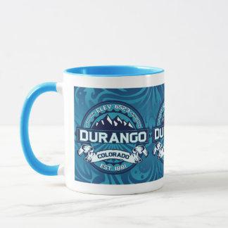 Eis-Logo Durangos Colorado Tasse