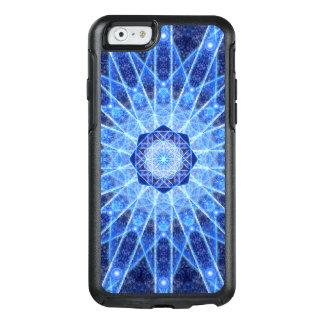 Eis-Lotus-Mandala OtterBox iPhone 6/6s Hülle