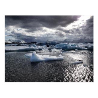 Eis Postkarten
