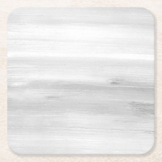 Eis Rechteckiger Pappuntersetzer