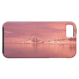 Eis, Schnee, Eisberge in den Kanälen entlang Etui Fürs iPhone 5