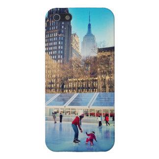 Eis-Skaten-Lektion mit Mamma Hülle Fürs iPhone 5