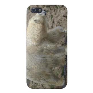 Eisbär arktischer Tierc$bär-liebhaber Schutzhülle Fürs iPhone 5