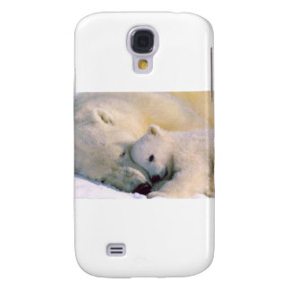 Eisbär-feste Umarmungen Galaxy S4 Hülle