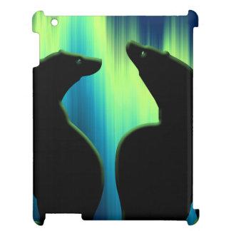 Eisbär-Kunst iPad Fall-Bärn-Kunst iPad Fall iPad Cover
