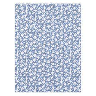 Eisbär Muster Sternchen Tischdecke
