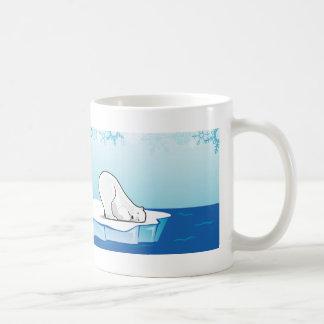 Eisbär-Schale Kaffeetasse