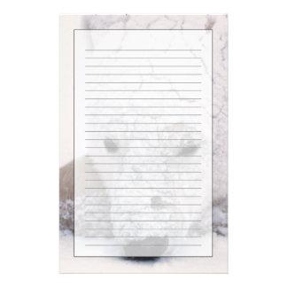Eisbär, Urus Maritimus, Arktis, Churchill, Briefpapier