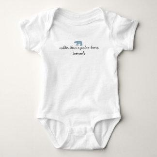 Eisbär-Zehennägel Baby Strampler