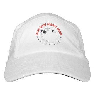 Eisbären gegen Trumpf - - Pro-Wissenschaft - Headsweats Kappe