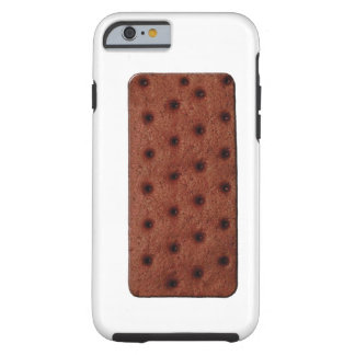 Eiscreme-Sandwich-Nahrung Tough iPhone 6 Hülle