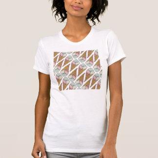 Eiscreme-Waffel-Kegel T-Shirt