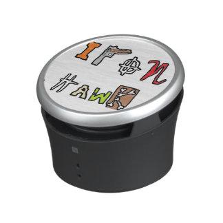 Eisen-Falke Bumpster Lautsprecher
