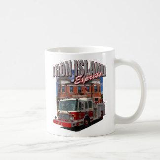 Eisen-Insel-EilTasse Kaffeetasse