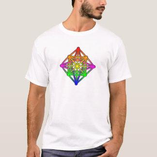 Eisen-Netz-T-Shirt T-Shirt