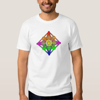 Eisen-Netz-T-Shirt Tshirts