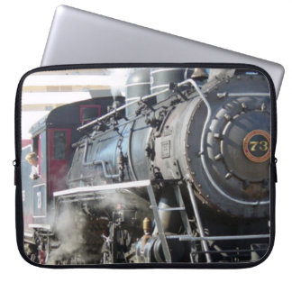 Eisenbahn-Dampf-Motor-Tablette-Hülse Laptop Sleeve