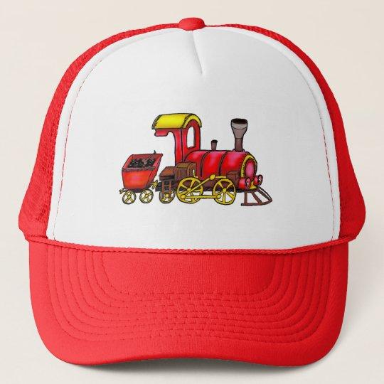 Eisenbahn Truckerkappe