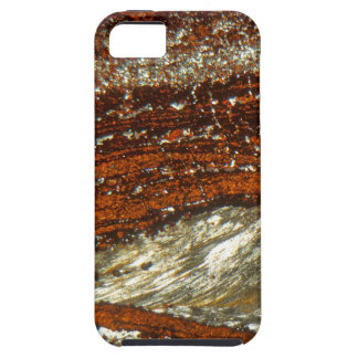 Eisenerz unter dem Mikroskop iPhone 5 Schutzhülle