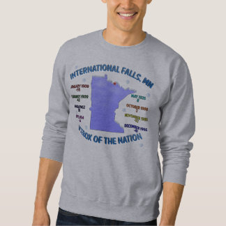 Eisschrank der Nation Sweatshirt
