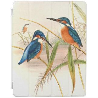 Eisvogel-Vogel-Tier-Tier-Teich iPad Smart Cover