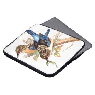 Eisvogel-Vogel-Tier-Tier-Teich Laptop Sleeve