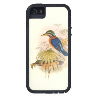 Eisvogel-Vogel-Tier-Tier-Teich Tough Xtreme iPhone 5 Hülle