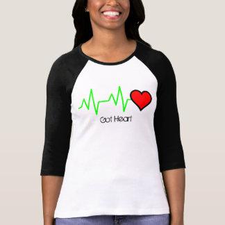 EKG Cardiogram-Herz T-Shirt