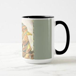Eklektische Fasan-Tasse Tasse