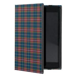 Eklektischer Juwel-Ton kariert iPad Mini Hülle