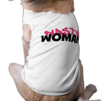 Eklige Frau (Anti-Trumpf) Shirt
