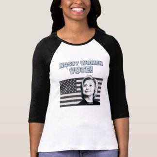 Eklige Frauen ABSTIMMUNG! T-Shirt