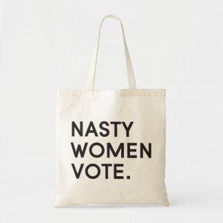 Eklige Frauen-Abstimmungs-Tasche Tragetasche