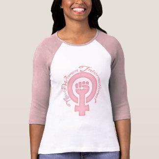 Eklige Frauen international T-Shirt